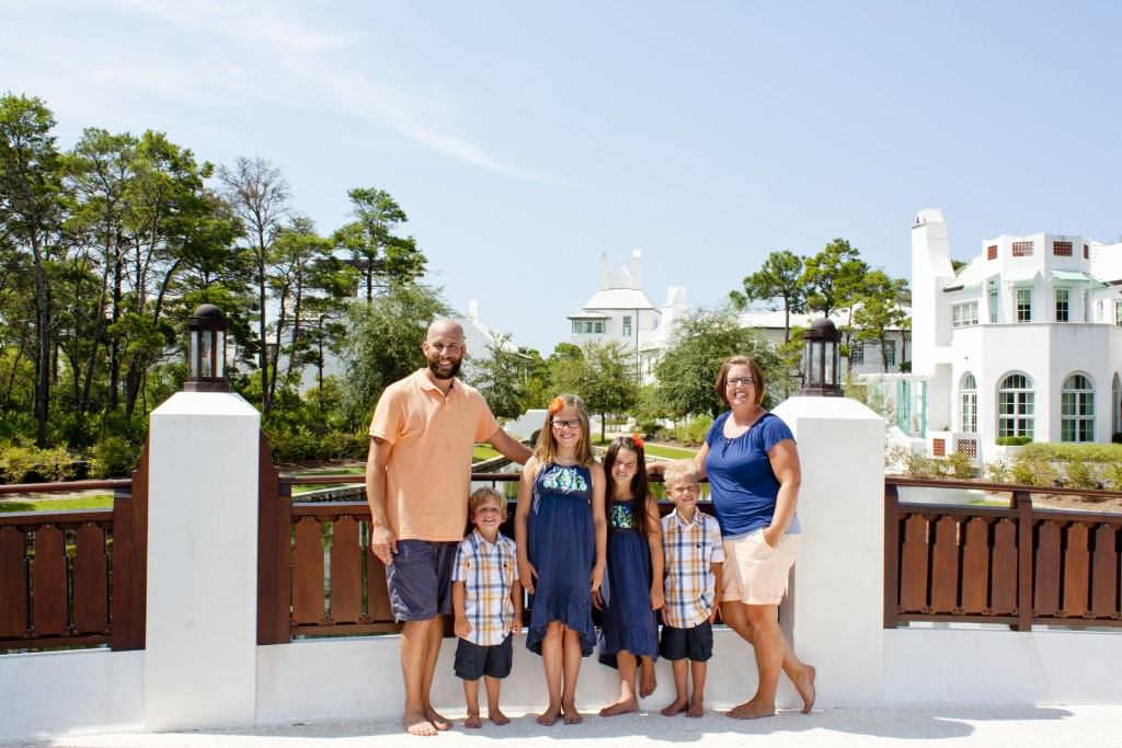 Whaley Family - Florida 2014