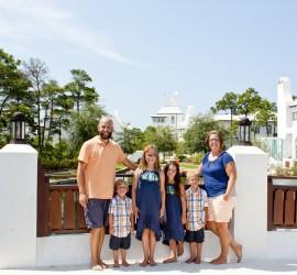Whaley Family - Florida 2014